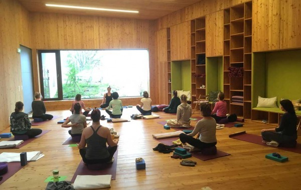 Week-end Retreat, Yoga et Marche