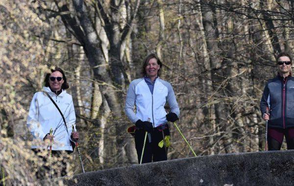 Nordic Walking Lausanne